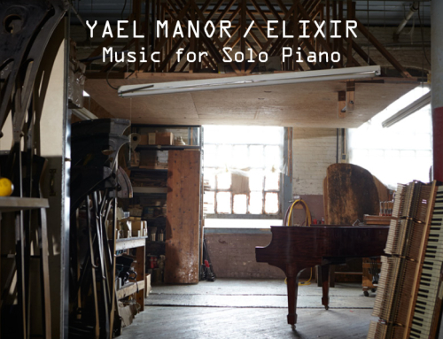 Elixir – Music for Solo Piano